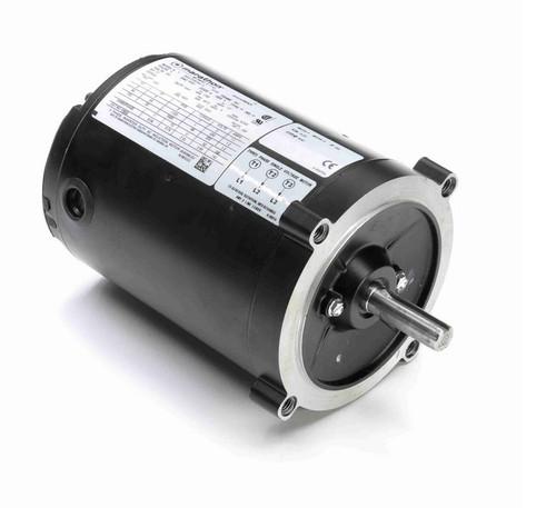 Y503 Marathon 1/3 hp 1800 RPM 3-Phase 56C Frame TENV (no base) 230V Marathon Motor