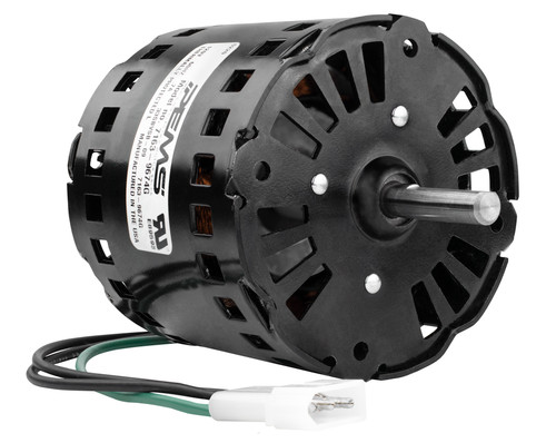 7163-9674 Qmark Marley Aftermarket Electric Motor 1350 RPM .7 amps, 120V