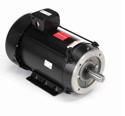Y994 Marathon 7 1/2 hp 1800 RPM 3-Phase 213TC Frame TEFC (rigid base) 230/460V Marathon Motor