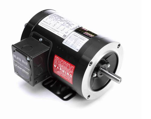 Y534 Marathon 1/2 hp 1800 RPM 3-Phase 56C Frame TENV (rigid base) 230/460V Marathon Motor