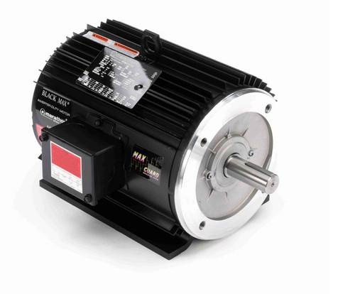 Y543A Marathon 5 hp 1800 RPM 3-Phase 184TC Frame TENV (rigid base) 230/460V Marathon Motor