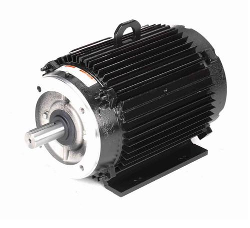 Y544 Marathon 5 hp 1200 RPM 3-Phase 215TC Frame TENV (rigid base) 230/460V Marathon Motor