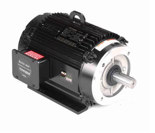 Y545 Marathon 7 1/2 hp 1800 RPM 3-Phase 213TC Frame TENV (rigid base) 230/460V Marathon Motor