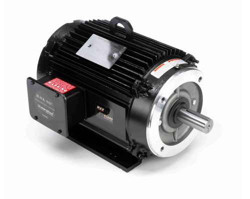 Y560 Marathon 7 1/2 hp 1800 RPM 3-Phase 213TC Frame TENV (rigid base) 575V Marathon Motor