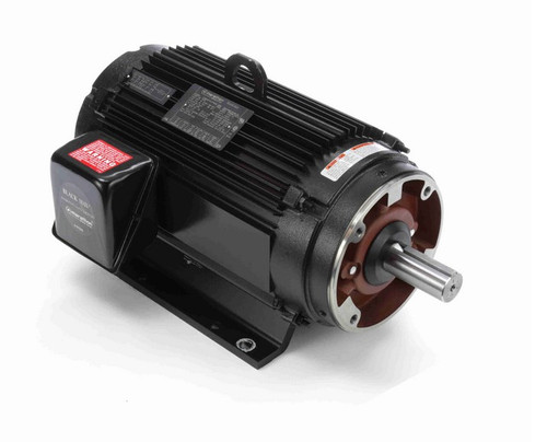 Y546 Marathon 7 1/2 hp 1200 RPM 3-Phase 254TC Frame TENV (rigid base) 230/460V Marathon Motor