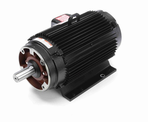 Y549 Marathon 15 hp 1800 RPM 3-Phase 254TC Frame TENV (rigid base) 230/460V Marathon Motor