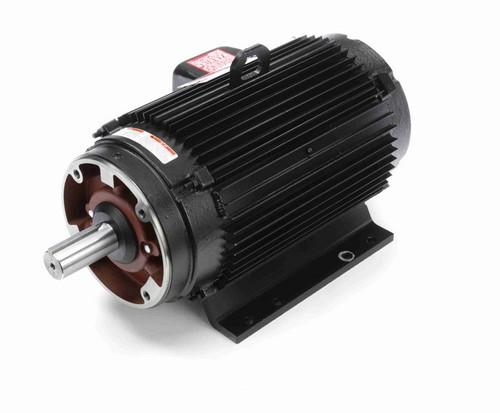 Y562 Marathon 15 hp 1800 RPM 3-Phase 254TC Frame TENV (rigid base) 575V Marathon Motor