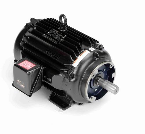 Y552 Marathon 20 hp 1800 RPM 3-Phase 256TC Frame TENV (rigid base) 230/460V Marathon Motor