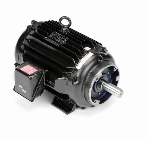 Y563 Marathon 20 hp 1800 RPM 3-Phase 256TC Frame TENV (rigid base) 575V Marathon Motor
