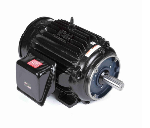 Y393 Marathon 30 hp 1800 RPM 3-Phase 286TC Frame TENV (rigid base) 230/460V Marathon Motor