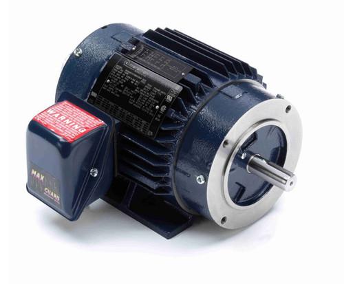 Y590 Marathon 1 1/2 hp 1800 RPM 3-Phase 145TC Frame TENV (rigid base) 230/460V Marathon Motor