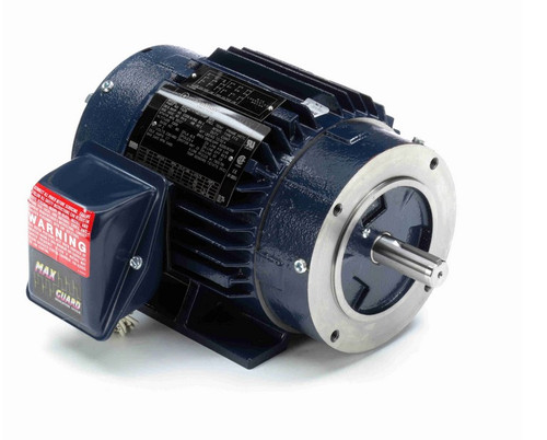 Y526 Marathon 2 hp 1800 RPM 3-Phase 145TC Frame TENV (rigid base) 230/460V Marathon Motor