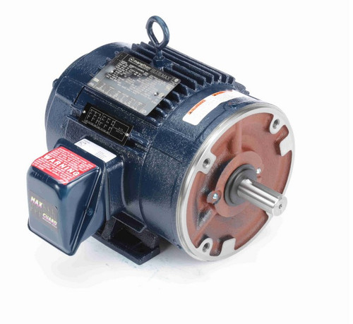 Y527 Marathon 3 hp 1800 RPM 3-Phase 182TC Frame TENV (rigid base) 230/460V Marathon Motor