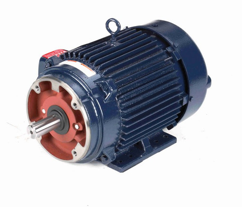 Y595 Marathon 7 1/2 hp 1800 RPM 3-Phase 213TC Frame TEFC (rigid base) 230/460V Marathon Motor