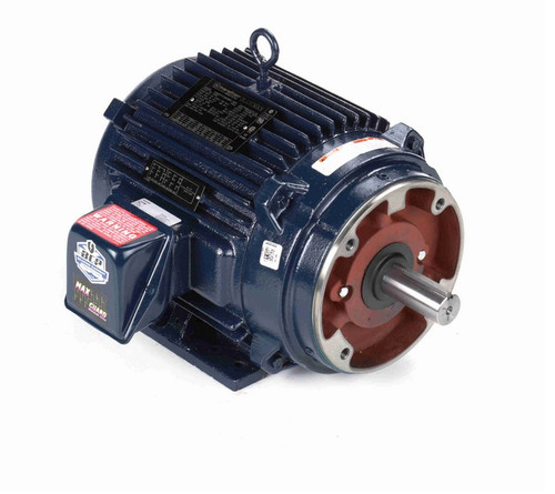 Y565 Marathon 7 1/2 hp 1800 RPM 3-Phase 213TC Frame TENV (rigid base) 230/460V Marathon Motor