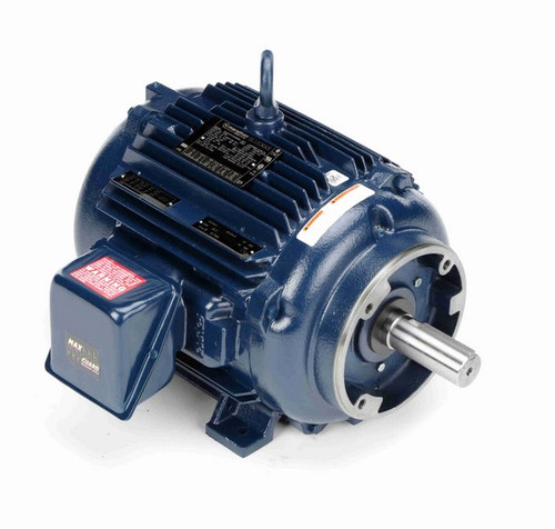 Y509 Marathon 15 hp 1800 RPM 3-Phase 254TC Frame TENV (rigid base) 230/460V Marathon Motor