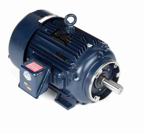 Y598 Marathon 20 hp 1800 RPM 3-Phase 256TC Frame TEFC (rigid base) 230/460V Marathon Motor