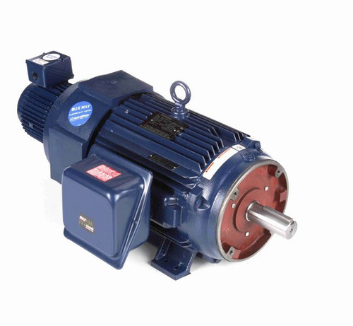Y582 Marathon 20 hp 1200 RPM 3-Phase 286TC Frame TEBC (rigid base) 230/460V Marathon Motor