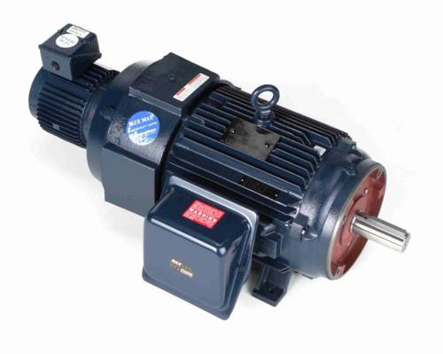 Y511 Marathon 25 hp 1800 RPM 3-Phase 284TC Frame TEBC (rigid base) 230/460V Marathon Motor