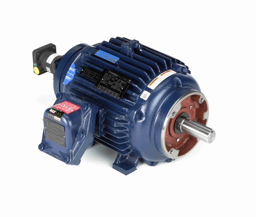 Y983 Marathon 10 hp 1800 RPM 3-Phase 254TC Frame TENV (rigid base) 230/460V Marathon Motor