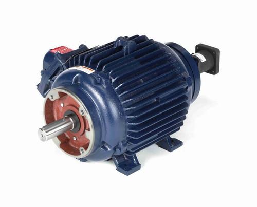 Y984 Marathon 15 hp 1800 RPM 3-Phase 256TC Frame TENV (rigid base) 230/460V Marathon Motor