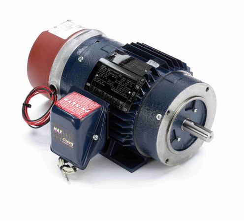 Y986 Marathon 1 hp 1800 RPM 3-Phase 143TC Frame TENV (rigid base) 230/460V Marathon Motor