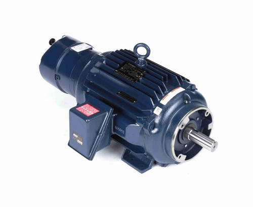 Y993 Marathon 20 hp 1800 RPM 3-Phase 256TC Frame TENV (rigid base) 230/460V Marathon Motor