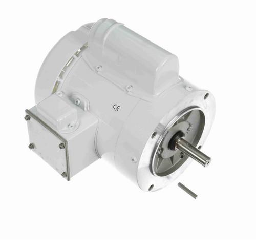 N530 Marathon 1/3 hp 3600 RPM 1-Phase  56C Frame TEFC (no base) 115/208-230V Marathon Motor