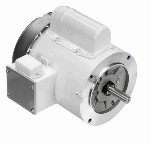 N531 Marathon 1/3 hp 1800 RPM 1-Phase  56C Frame TEFC (no base) 115/208-230V Marathon Motor