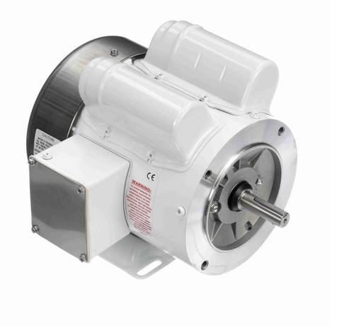 N557 Marathon 1/3 hp 1800 RPM 1-Phase  56C Frame TEFC (rigid base) 115/208-230V Marathon Motor