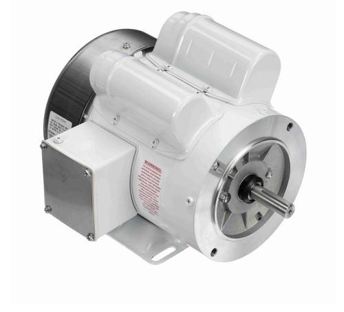 N559 Marathon 1/2 hp 1800 RPM 1-Phase  56C Frame TEFC (rigid base) 115/208-230V Marathon Motor