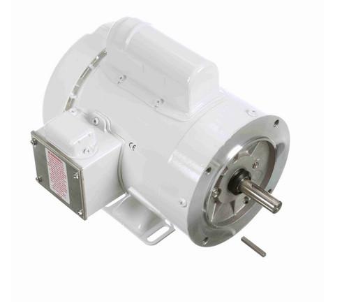 N540 Marathon 3/4 hp 3600 RPM 1-Phase  56C Frame TEFC (rigid base) 115/208-230V Marathon Motor