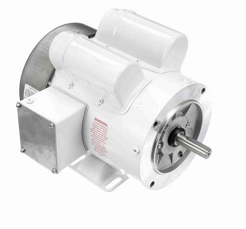 N541 Marathon 3/4 hp 1800 RPM 1-Phase  56C Frame TEFC (rigid base) 115/208-230V Marathon Motor