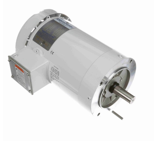 1 1/2 hp 1800 RPM 3-Phase 145TC Frame TEFC (no base) 230/460V Marathon Motor # N650A