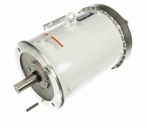 N658C Marathon 5 hp 1800 RPM 3-Phase 184TC Frame TEFC (no base) 230/460V Marathon Motor