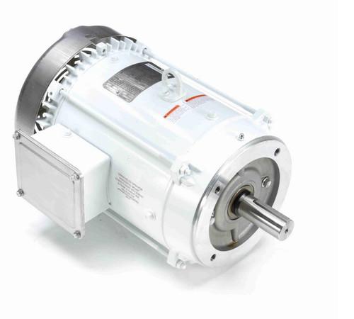 N660A Marathon 7 1/2 hp 1800 RPM 3-Phase 213TC Frame TEFC (no base) 230/460V Marathon Motor