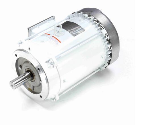 N661A Marathon 10 hp 1800 RPM 3-Phase 215TC Frame TEFC (no base) 230/460V Marathon Motor