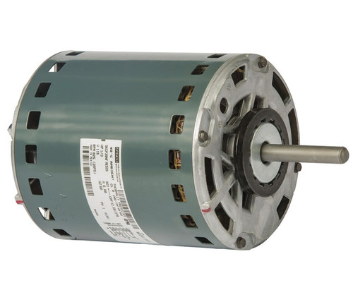 "Fasco D818 Motor | 1/3 hp 825 RPM 3-Speed CW 5.6"" Diameter 115 Volts (Lennox)"