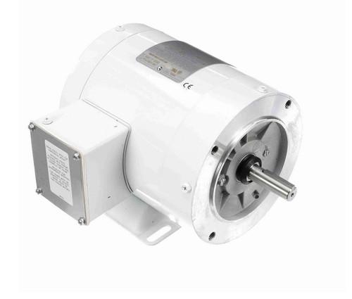 N622 Marathon 1/2 hp 1800 RPM 3-Phase  56C Frame TENV (with base) 575V Marathon Motor