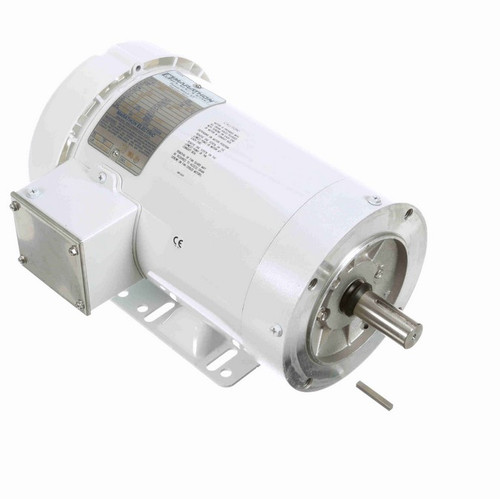 N630 Marathon 2 hp 1800 RPM 3-Phase 145TC Frame TEFC (with base) 575V Marathon Motor