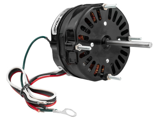 GREENHECK Exhaust Fan Motor 1/25hp, 1500 RPM - 3 Speed 115V # 302529