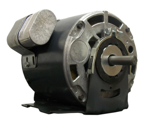 "Fasco D827 Motor | 1/8 hp 700 RPM CCW 5.6"" Diameter 115 Volts (American Air filter)"