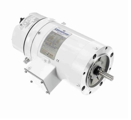 N373 Marathon 1/2 hp 1800 RPM 3-Phase  56C Frame TENV (no base) 208-230/460V Marathon Motor