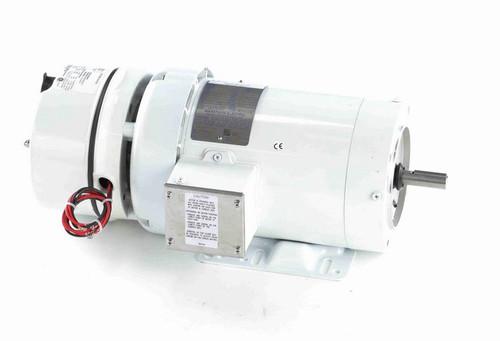 N363 Marathon 1 hp 1800 RPM 3-Phase  56C Frame TENV (rigid base) 230/460V Marathon Motor