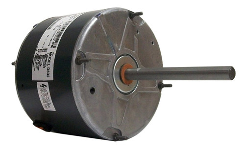 "Fasco D832 Motor | 1/8 hp 825 RPM 5.6"" diameter 208-230 Volts (Rhemm Rudd)"