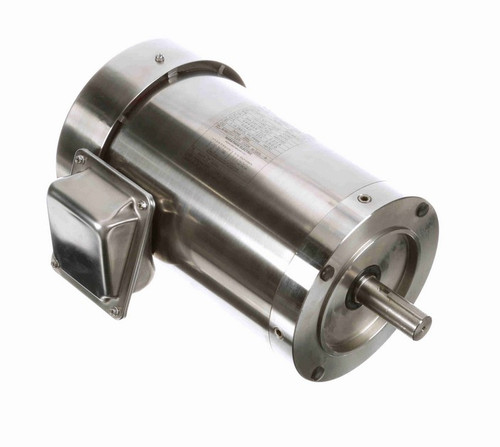 N436A Marathon 1 1/2 hp 1800 RPM 3-Phase 145TC Frame TEFC (no base) 208-230/460V Marathon Motor