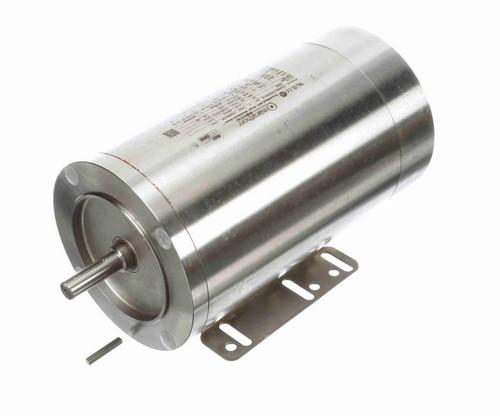 N284 Marathon 1 hp 3600 RPM 1-Phase 56C Frame TENV (rigid base) 115/208-230V Marathon Motor
