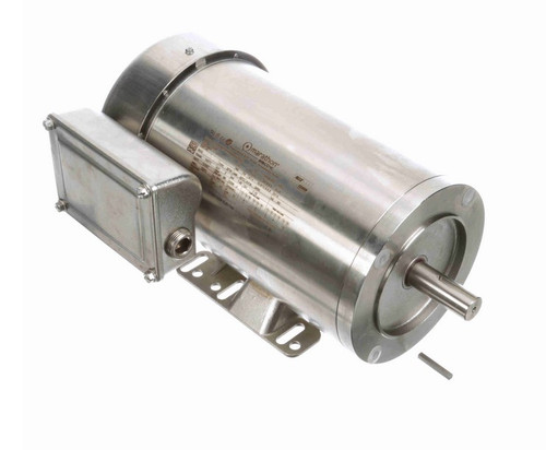 N288 Marathon 2 hp 3600 RPM 1-Phase 145TC Frame TEFC (rigid base) 115/208-230V Marathon Motor