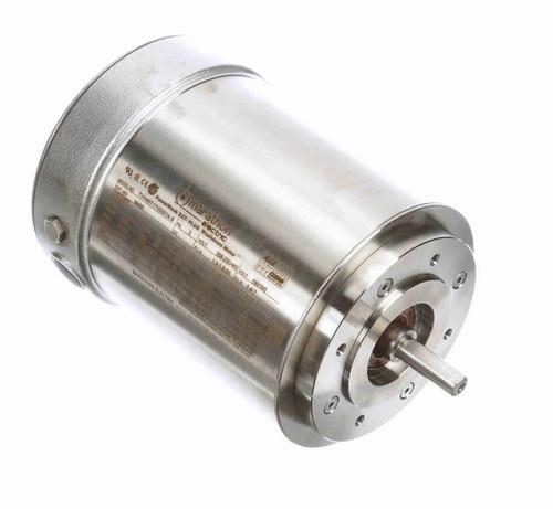 N460 Marathon 1/3 hp 1800 RPM 3-Phase  48C Frame TENV (no base) 208-230/460V Marathon Motor