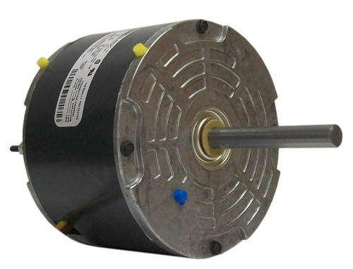 "Fasco D847 Motor | 1/8 hp 1125 RPM CCW 5.6"" Diameter 208-230 Volts (Bryant Payne)"